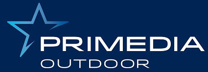 Primemedia Outdoor client logo.